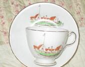 Keltic Lodge Teacup and Saucer
