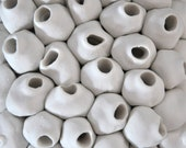 Barnacle - Porcelain Micro Tile Textured 3D Wall Tile Wall Sculpture Installation