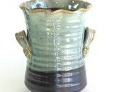 Utensil Jar - Pondersoa Glaze
