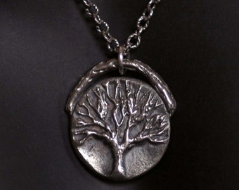 Pendant or Necklace - Tree of Life - Small - Made to Order