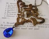 Rivendell Necklace Elvish Forest Woodland Jewelry