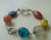 Chunky Color Bracelet