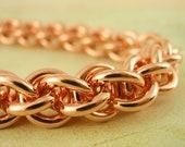 Men's Copper Necklace - Epic Jens Pind Chain