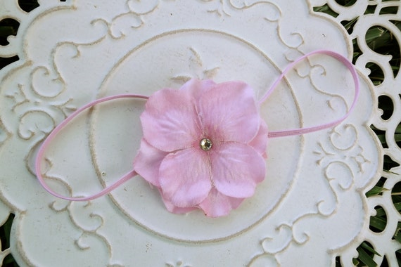 Pink Baby headband, Newborn ,Toddler Headband, Infant Headband, Baby Headband