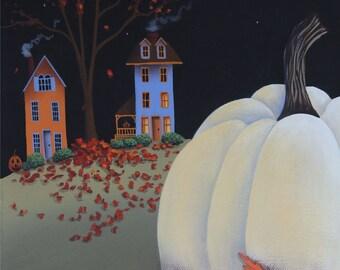 Halloween on Pumpkin Hill