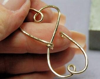 Wire Wrap Jewelry Tutorial , Charm Holder, Treasured Hearts Charm Holder, DIY Pendant Jewelry Tutorial, Learn How to Wire Wrap Jewelry