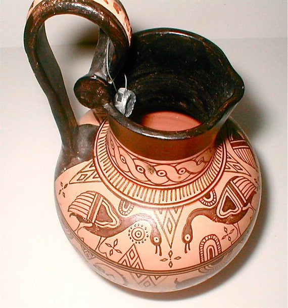 George Lioulias Greek Pitcher Reproduction Official Museum