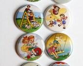 Vintage Children Flair