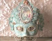 Mask- A mermaid Fair