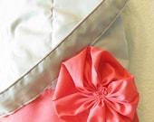 Watermelon - Sand  Color Tote bag