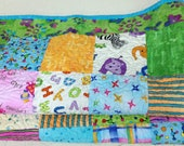 Tummy Time Baby Quilt