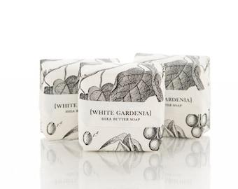 GARDENIA - Shea Butter Soap