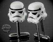 LEGO Cufflinks - Star Wars Storm Trooper