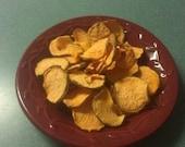 Organic All Natural Dried Sweet Potatoes Dog Treats