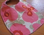 CLEARANCE SALE - Morning Glory Eco-Friendly Baby/Toddler Bib