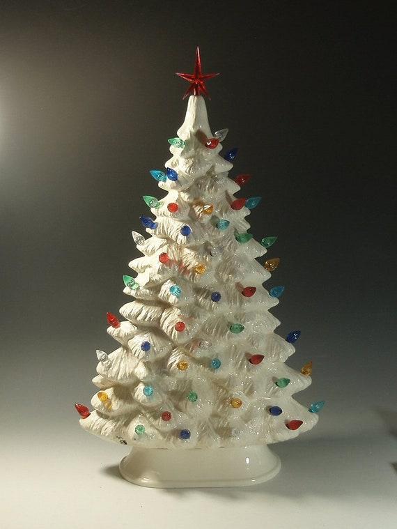Bulbs For Ceramic Christmas Trees