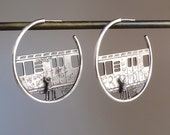 Train Hoops (customizable)