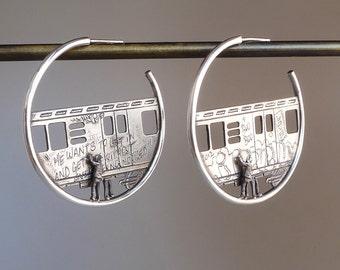 Custom Hoops for Marissa J