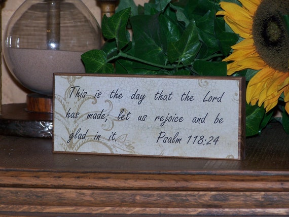 Custom Reserved Wood Sign Home Decor, Decoupage Scripture, Country Cottage, Rustic, Revelation Plaque, Bible Quote