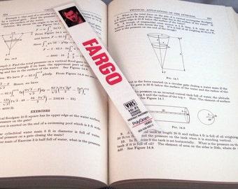 Fargo Recycled Bookmark