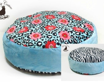 Donut Dog Bed Sewing Pattern