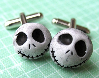 Nightmare Before Christmas CUFF LINKS