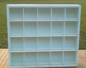 Ribbon Pro Storage Organizer Shelf 20 Cubbys