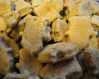 Cheddar 911 Fire Hydrants-Home Baked All Natural Gourmutt Treats