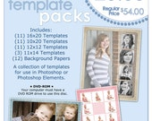 Template Pack DVD-ROM