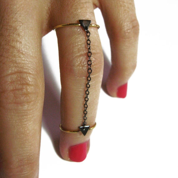 Etsy Above The Knuckle Ring