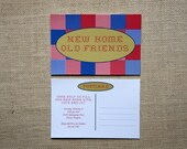 Patchwork Housewarming Party Invitations