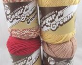 COUNTRY Color Set Lily Sugar'n Cream Yarn