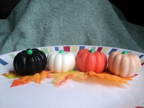 Special Listing for Jordan Nicole Gross Soap - Mini Pumpkin Soap Set