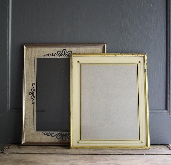 Vintage Art Deco Picture Frames