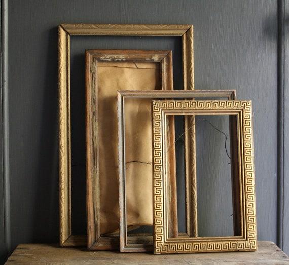 antique wooden picture frames