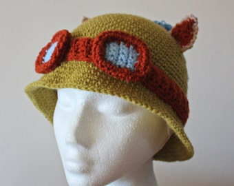 Made to Order - Teemo Hat - All Sizes