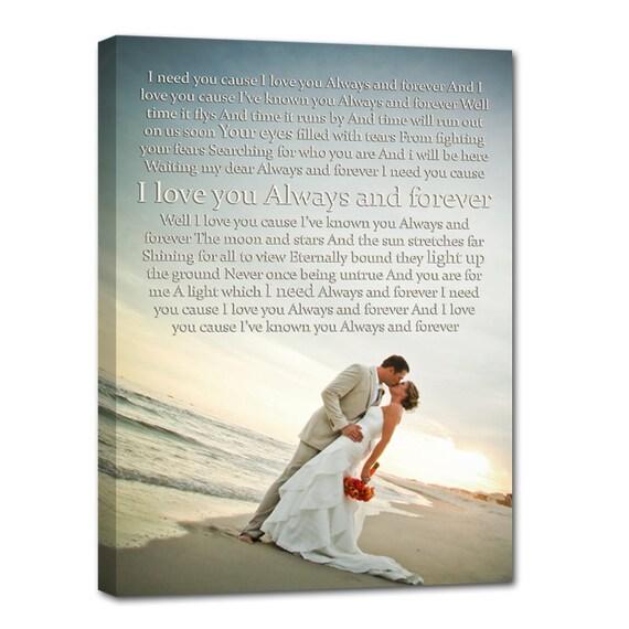 Wedding Gift Canvas Art : Personalized Wedding Photo canvas Art Personalized Unique gift for Him ...
