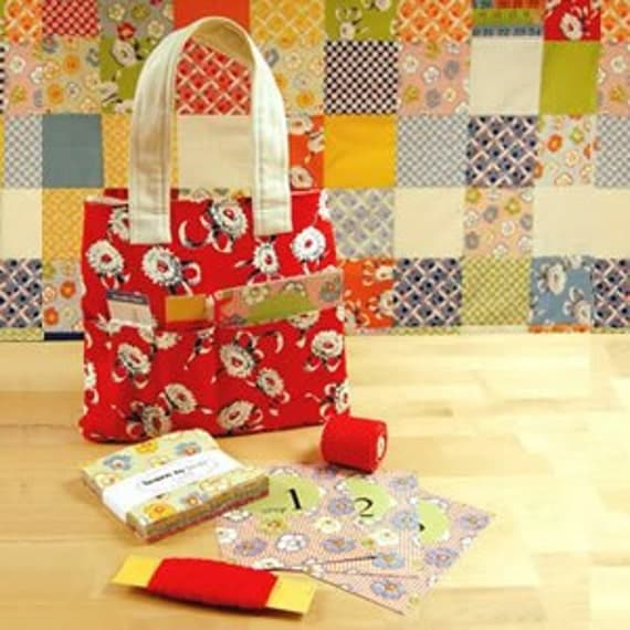 Learn to Sew Quilting Kit by Moda Fabrics