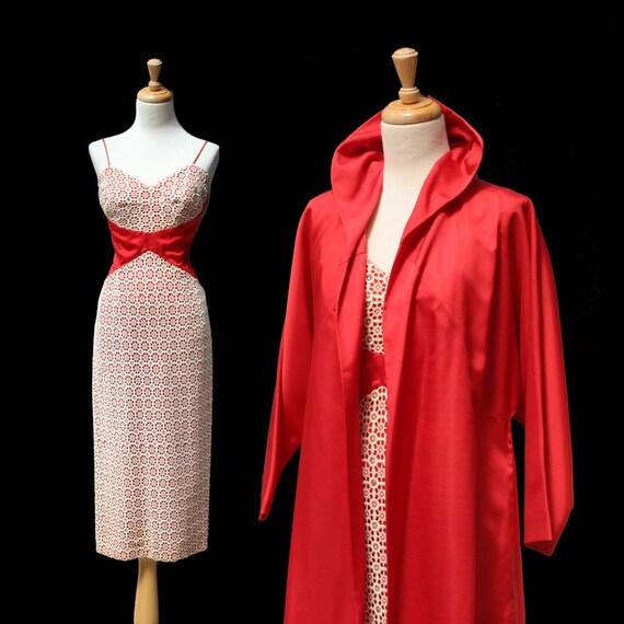 Vintage Lilli Diamond Dress & Coat