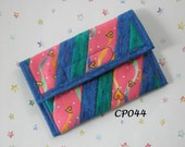 Quilted Coin Purse (CP044)