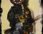 Hallows Eve Cat