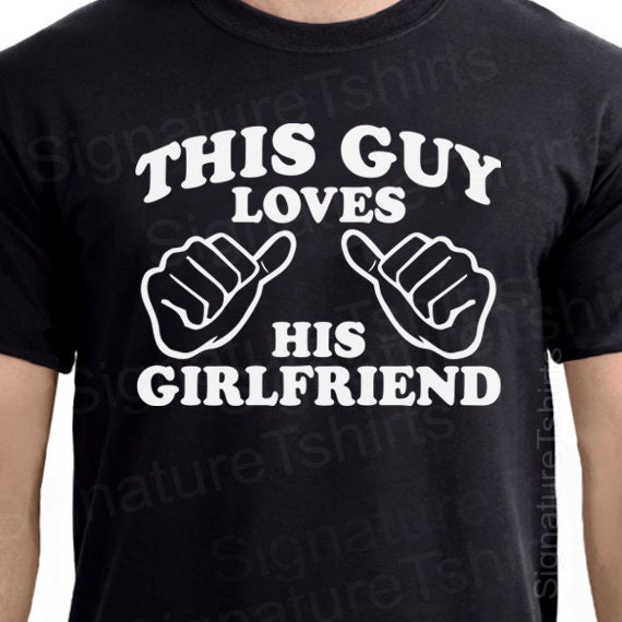 this guy loves his girlfriend mens t shirt valentine 39 s