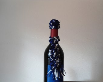 Sale- Blueberry Wine Hat and Scarf