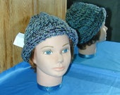 Stocking Hat Blue/Green Size Adult Medium