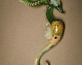 Sea Horse Pendant jewelry divers dream sea horse necklace ocean fantasy