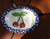 cherry soap dish
