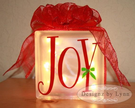 Joy Decorative Glass Block