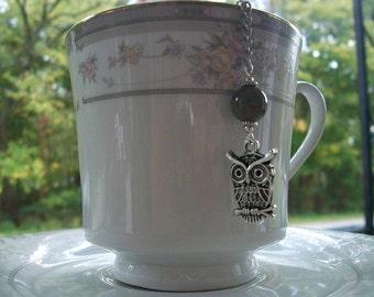 Mossy Owl Teaball Tea Infuser