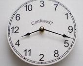 Confused Clock