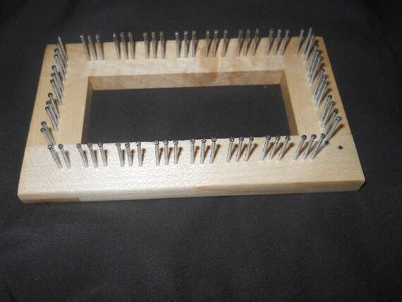 Maple 2 x 4 Traditional Mini Loom